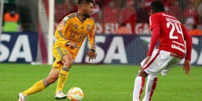 El equipo mexicano se impuso a Internacional de Porto Alegre en semifinales del torneo sudamericano y obtuvieron su pase al partido por el título. Foto:Getty Images