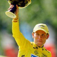 Ganó 7 Tour de Francia y una medalla de bronce en Juegos Olímpicos en ciclismo, pero les fueron quitados estos títulos por dopaje. Foto:Getty Images