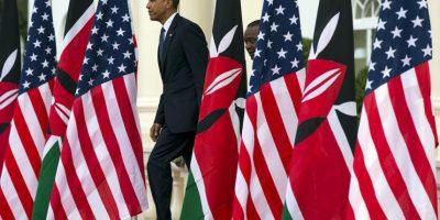 5. Lucha contar el terrorismo- Foto:AP