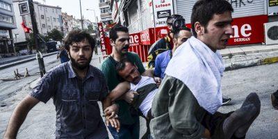 El número de refugiados sirios ya sobrepasa los cuatro millones Foto:AFP