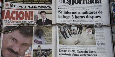 5. Durante los 504 días que estuvo preso, 500 personas lo visitaron Foto:AFP
