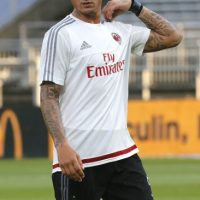 En 2004 llegó a la Roma y de ahí, saltó al Milán en 2011. Foto:Getty Images