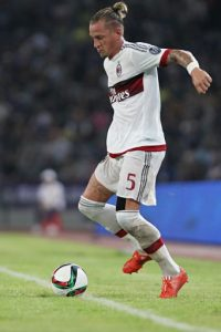 Philippe Mexes es un futbolista francés que juega como defensa central. Foto: Getty Images