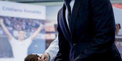 Cristiano Ronaldo será padrino en la boda de uno de los hombres más poderosos del fútbol