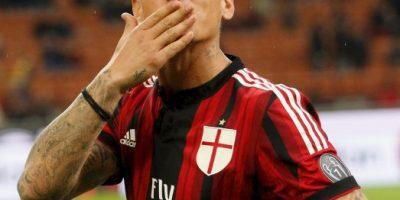 Jugador del AC Milán marcó uno de los mejores goles en lo que va del año