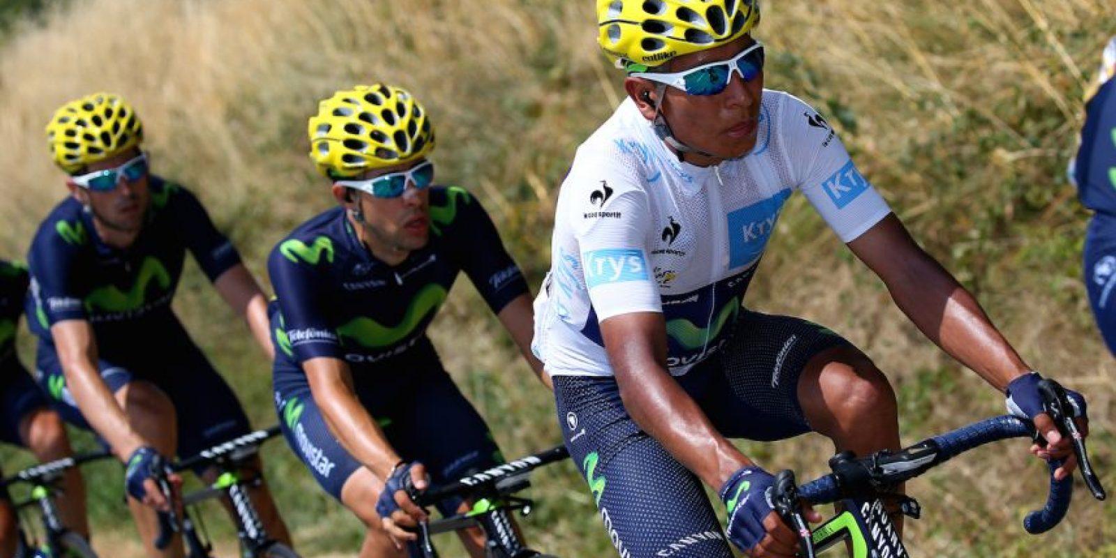 Pero este 2015 volvió al Tour y estuvo cerca de quedarse con la corona. Foto:Getty Images