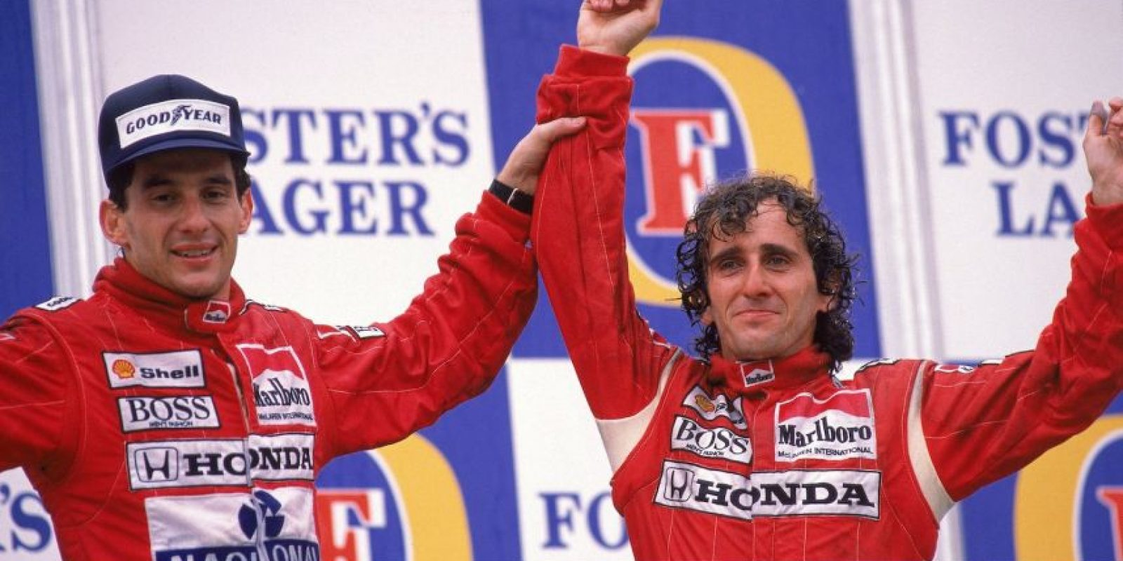 En la Fórmula 1 Foto:Getty Images