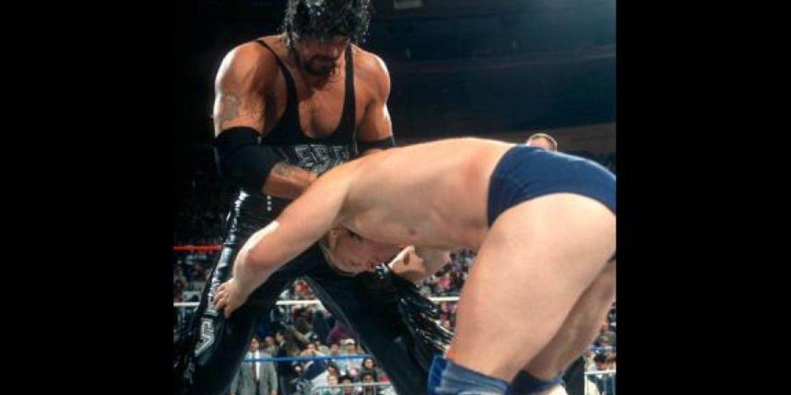 Esta medida ha afectado a Kevin Nash Foto:WWE
