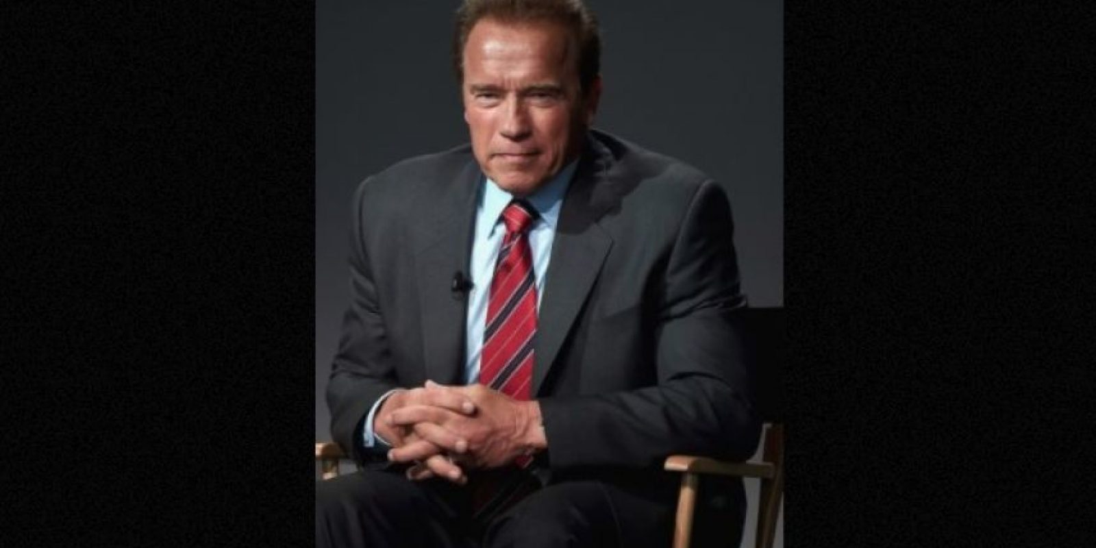 Arnold Schwarzengger Foto: Getty Images