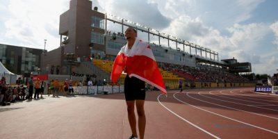 El canadiense se impuso en los 100 y 200 metros planos, las pruebas reina del atletismo Foto:Getty Images