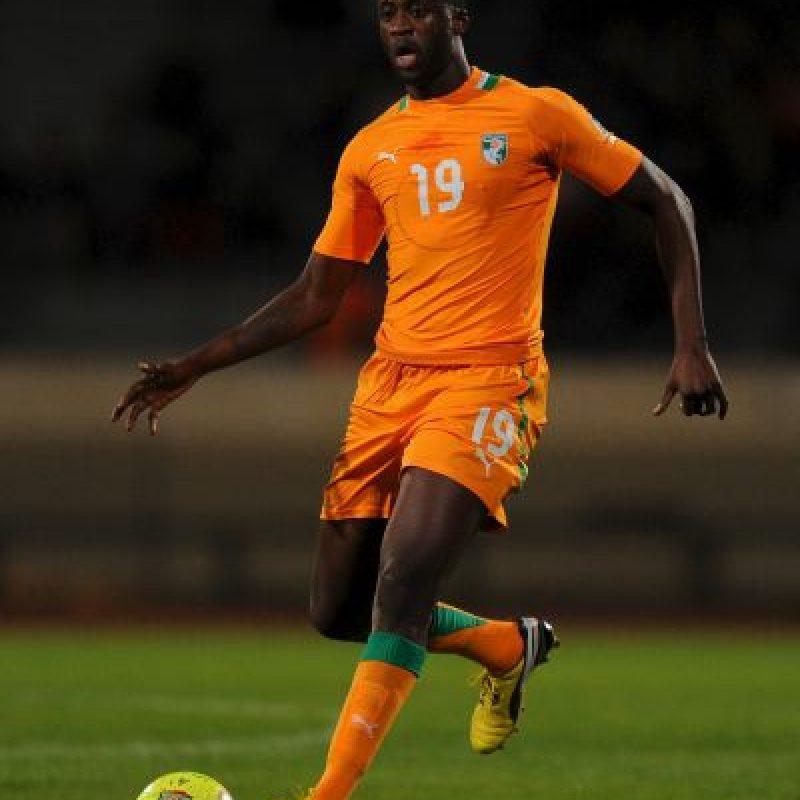 El seleccionado marfileño gana 318 mil 978 euros semanales. Foto:Getty Images