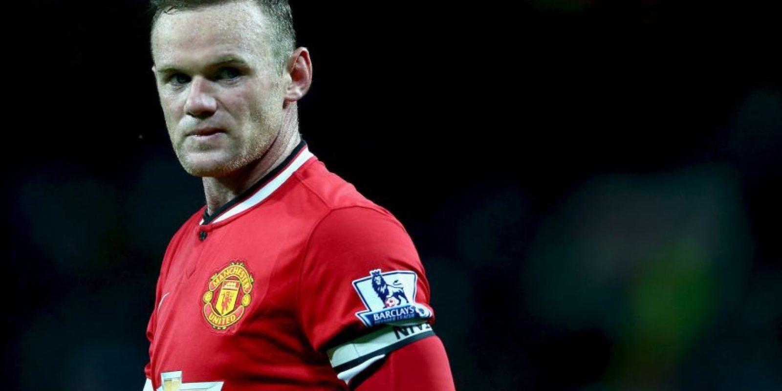 """Sí, es Wayne Rooney, a quien comparan con """"Shrek"""". Foto:Getty Images"""