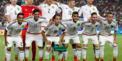 La Selección de México acababa de ganar la Copa Oro 2015 Foto:Getty Images
