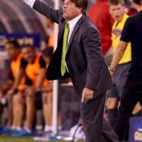 Herrera insultó a Martinoli y le pidió que le dijera lo que quisiera en la cara Foto:Getty Images