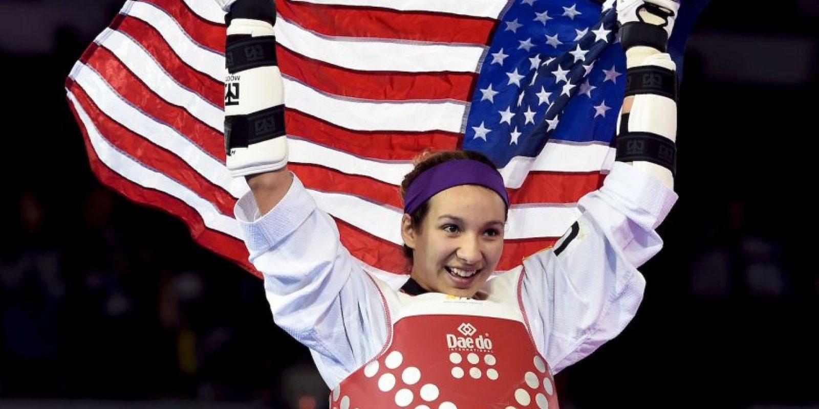Los atletas del país de las barras y las estrellas sumaron 265 medallas, de las cuales 103 fueron de oro, 81 de plata y 81 de bronce Foto:Getty Images