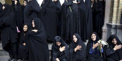 Las mujeres que la golpearon eran de origen musulmán. Foto:AP