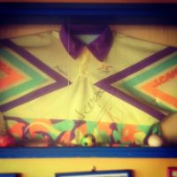 """Es socio e imagen de """"Sportortas"""", una cadena de comida rápida mexicana. Foto:Vía instagram.com"""