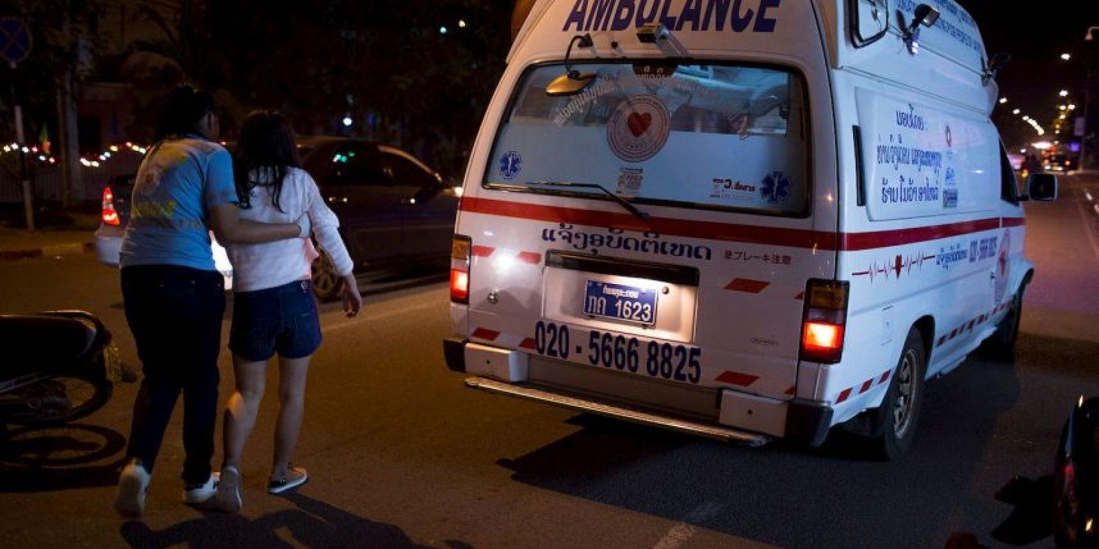 Fue trasladado a un hospital para que fuera desintoxicado. Foto:Getty Images