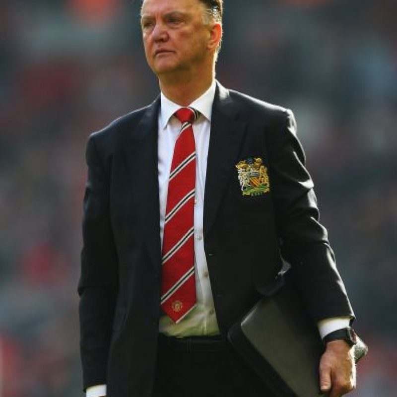 9. Louis Van Gaal Foto: Getty Images
