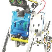 14-en-1 Educativo Kit de Robot Solar Foto:Owirobot.com