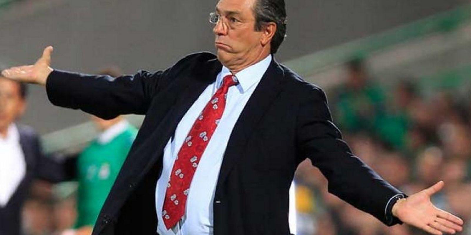 Tomás Boy, entrenador mexicano sin equipo actualmente. Foto:Twitter