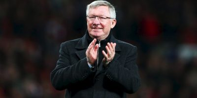 5. Alex Ferguson Foto: Getty Images