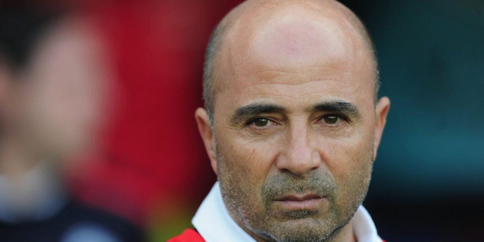 Sampaoli podría dirigir a la Selección Mexicana de Fútbol. Foto:Getty Images
