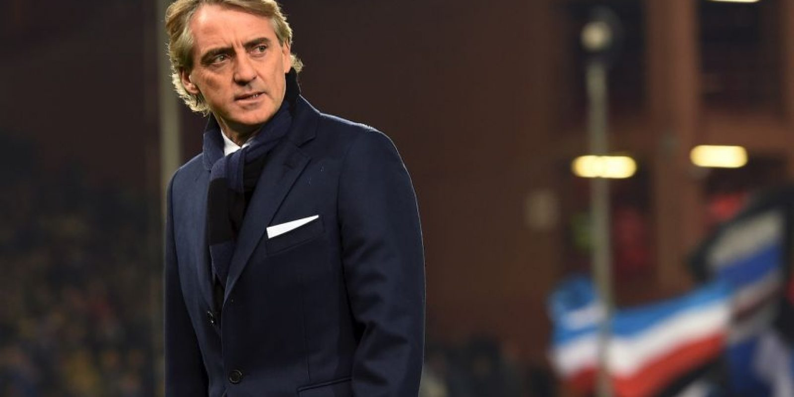 3. Roberto Mancini Foto: Getty Images
