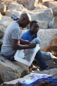 En 2013 hubo 60 mil migrantes que llegaron a Europa provenientes de África Foto:Getty Images