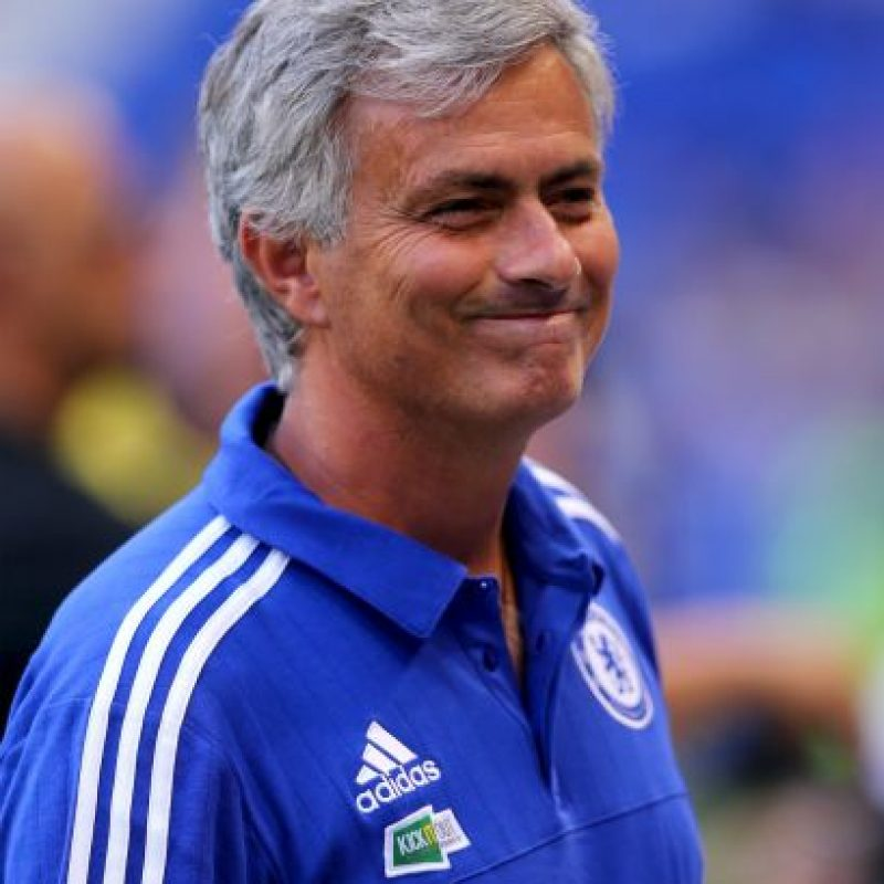 1. Jose Mourinho Foto: Getty Images