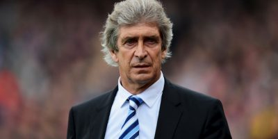4. Manuel Pellegrini Foto: Getty Images