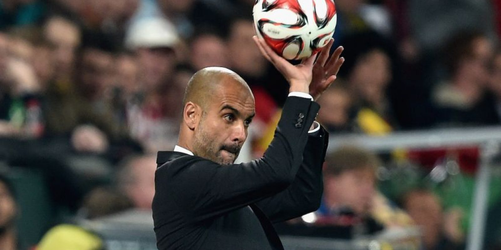 7. Pep Guardiola Foto: Getty Images