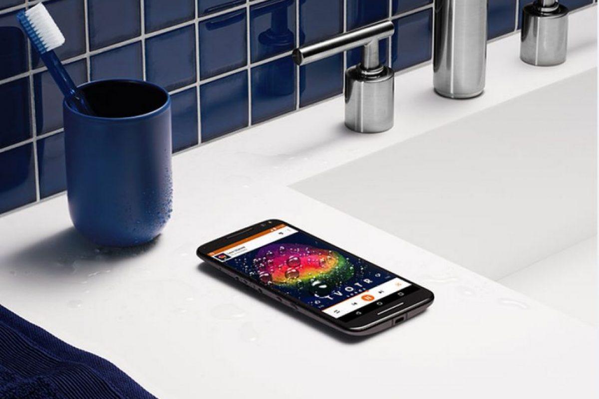 Batería: 3000 mAh (hasta 10 horas de autonomía) Foto:Motorola
