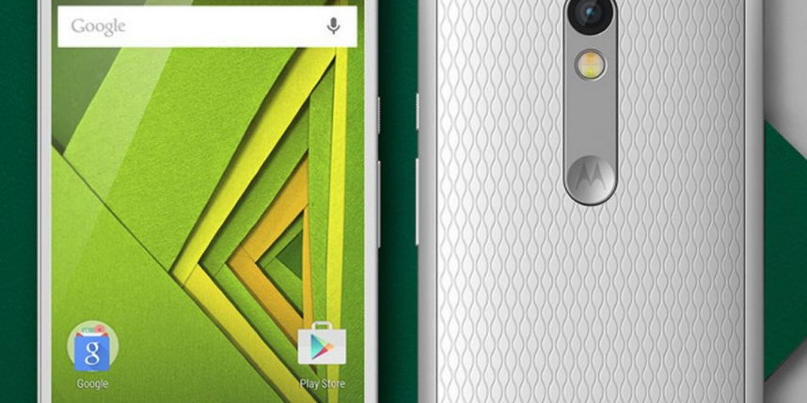 Pantalla: 5,5 pulgadas fullHD / Procesador: Snapdragon 615 Foto:Motorola