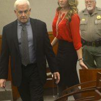 Fue detenida en 2013 por haber tenido relaciones sexuales con tres menores de edad Foto:AP