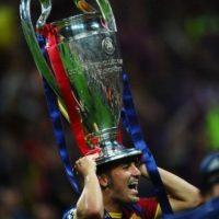 David Villa la ganó en 2011 con el Barcelona. Foto:Getty Images