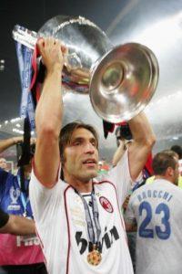 Andrea Pirlo la ganó en 2003 y 2007 con el AC Milán. Foto:Getty Images