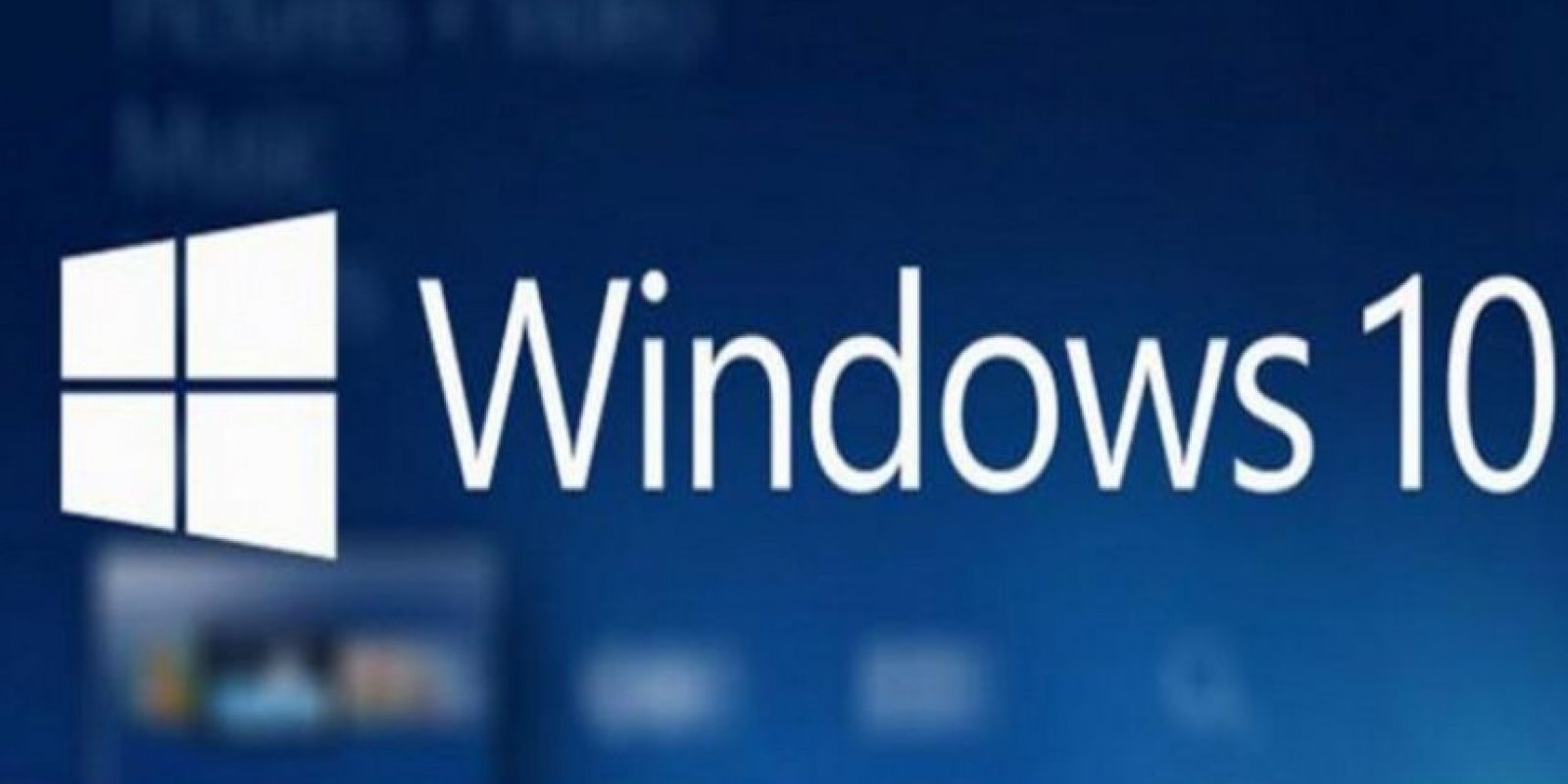 Windows 10 está disponible desde este 29 de julio. Foto: Microsoft Windows