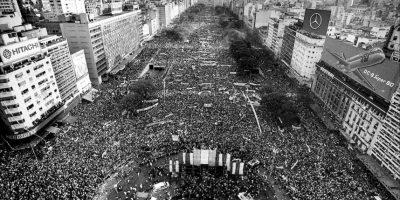 Hasta el 10 de diciembre de 1983, día que tomo posesión Raúl Alfonsín Foto:Wikimedia.org