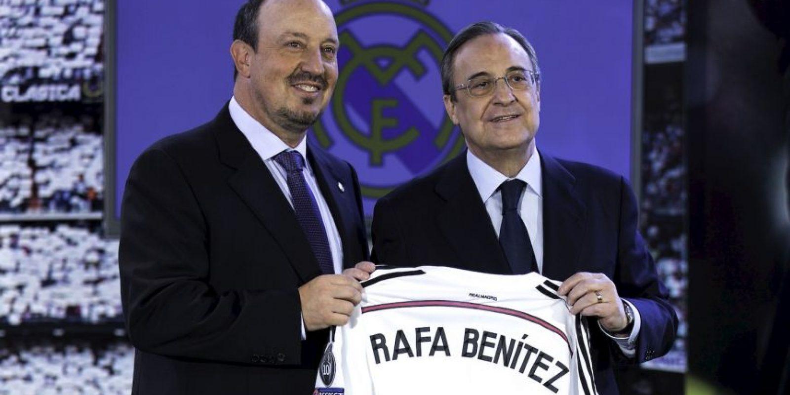 Esta será su primera temporada al frente del club merengue, luego de la salida de Carlo Ancelotti. Foto:Getty Images