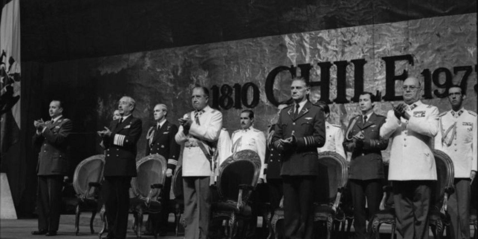Inició el 11 de septiembre de 1973 con el golpe de estado que derrotó a Salvador Allende Foto:Wikimedia.org