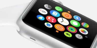 """El Apple Watch 2 parecerá un dispositivo digno del """"Agente 007"""" con una cámara para videollamadas y selfies Foto:Apple"""