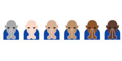 La diversidad de razas se encuentra presente en la mayoría de las las figuras humanas Foto:Emojipedia
