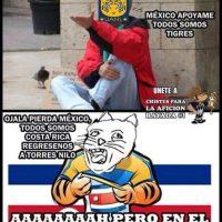 También se burlaron de que los Tigres pidieran el apoyo de los hinchas mexicanos. Foto:Vía twitter.com