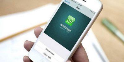 Desde enero pasado, 30 mil millones de mensajes se envían o reciben diariamente en WhatsApp. Foto:Pinterest