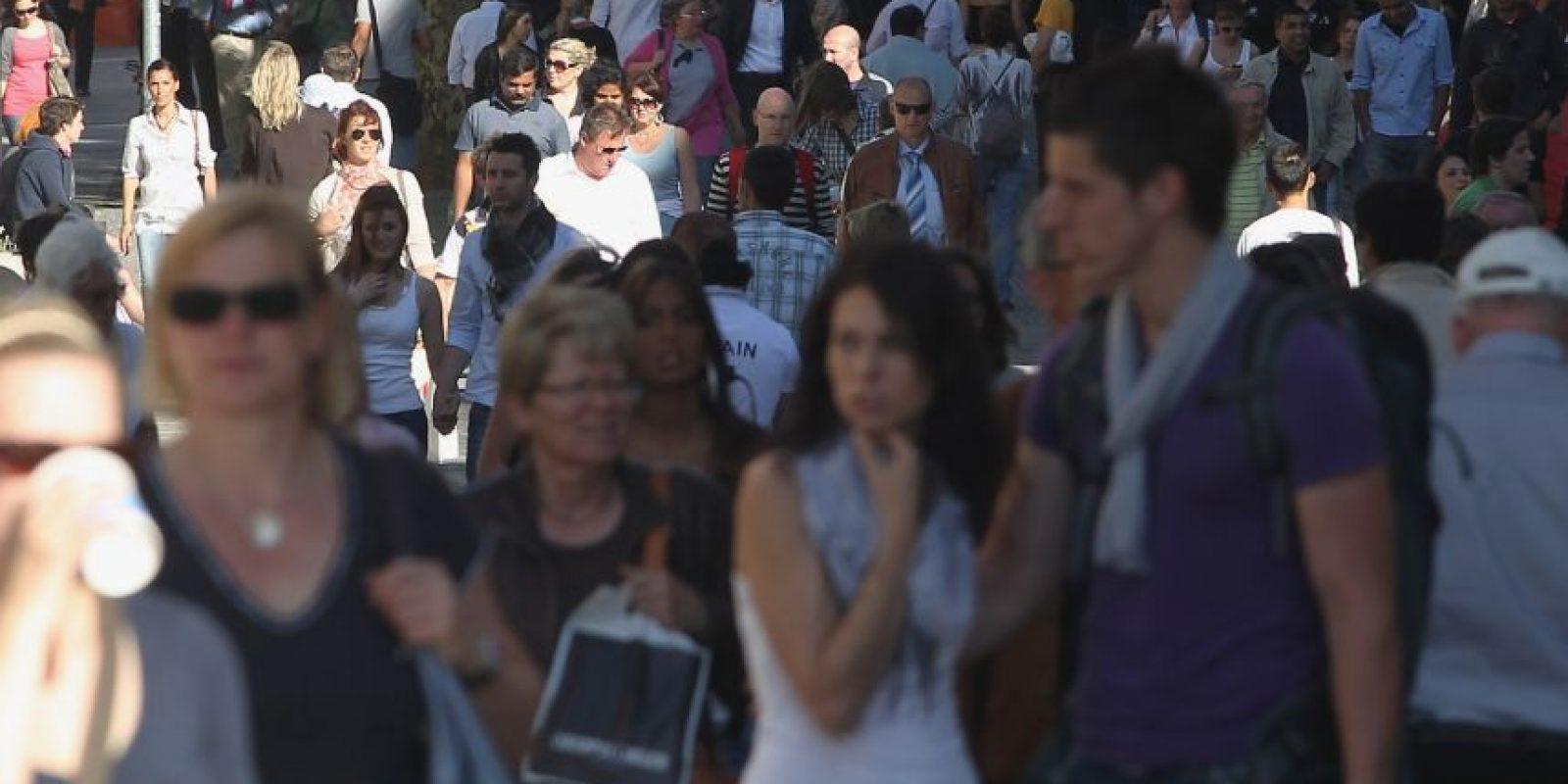 En América Latina y el Caribe el crecimiento será menor Foto:Getty Images