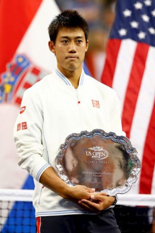 17. Kei Nishikori / Tenis Foto:Getty Images