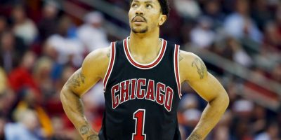 18. Derrick Rose / Básquetbol Foto: Getty Images
