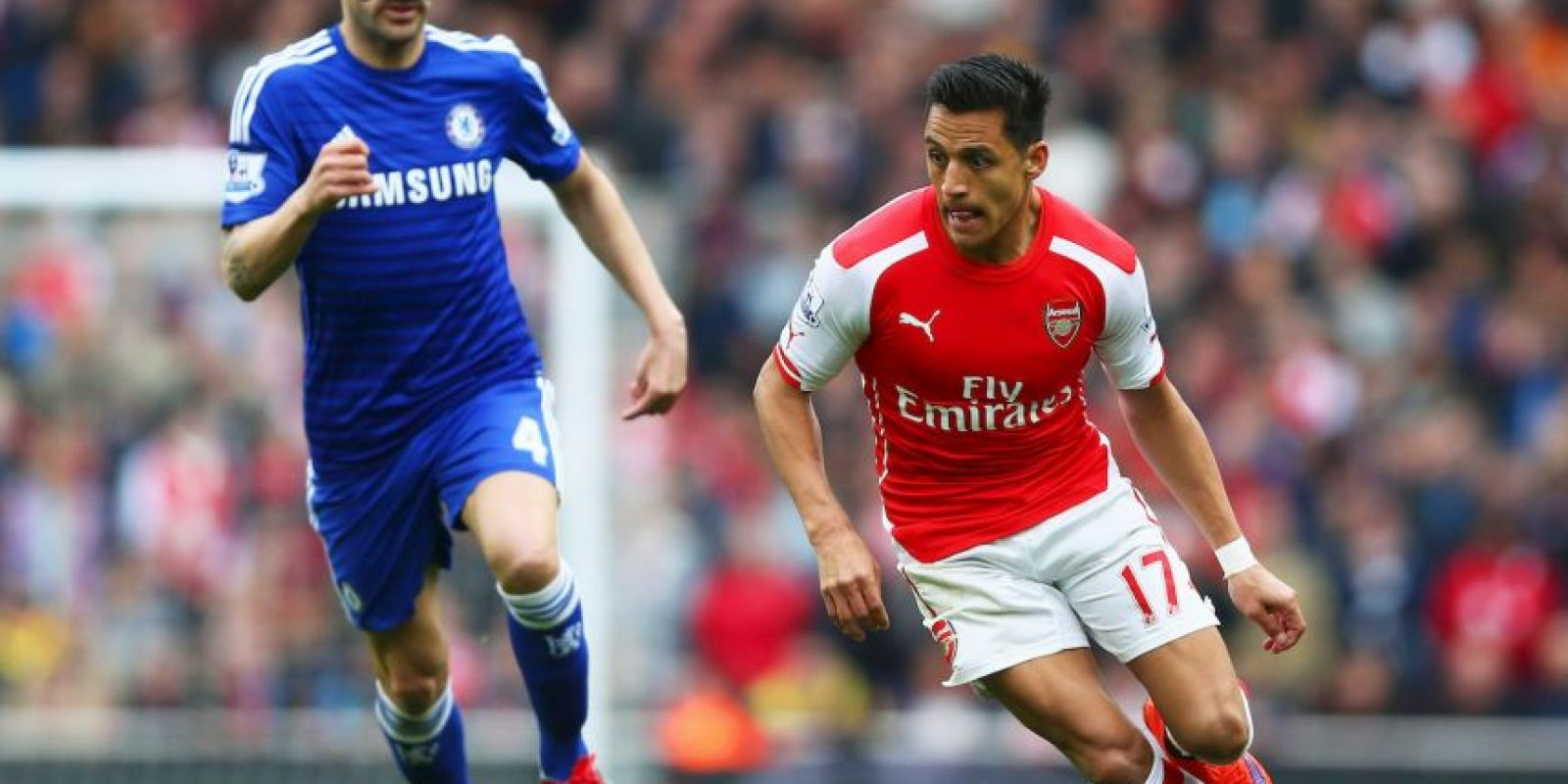 Chelsea vs. Arsenal. Foto:Getty Images