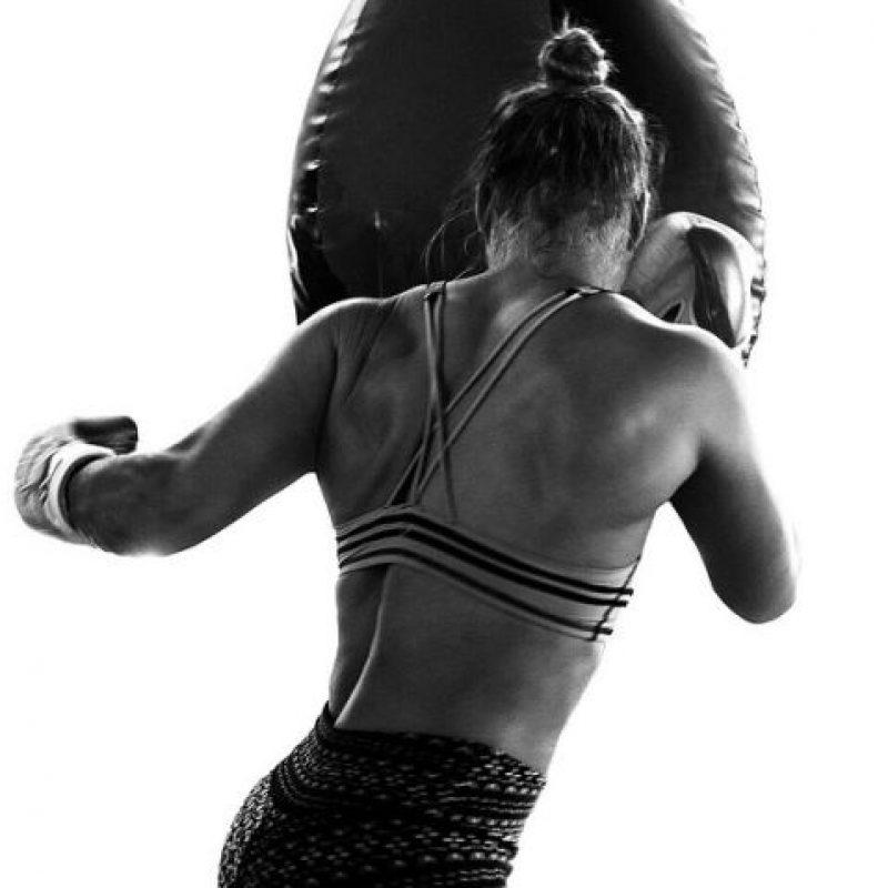 Esto será en el evento de UFC 190 en Brasil donde enfrentará a Bethe Correia. Foto:Getty Images